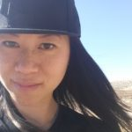 Christina Kwan - Motocross Track