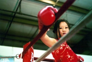 Christina Kwan - Champion Boxer