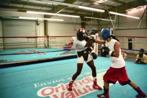 Christina Kwan - Champion Boxer