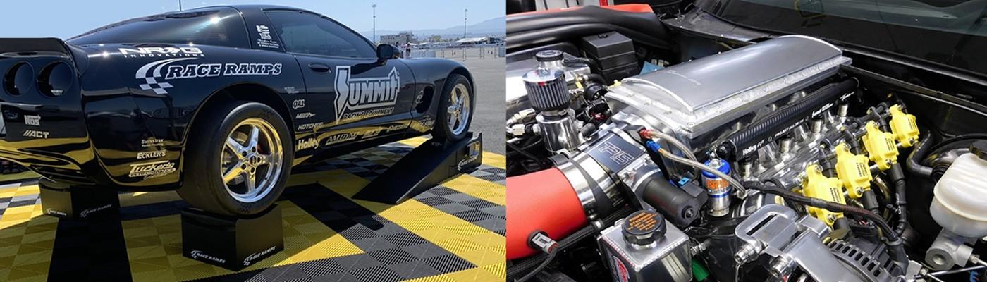 Christina Kwan - Custom C5 Corvette